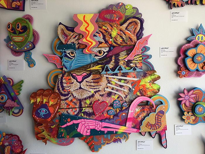 Upfest Gallery art
