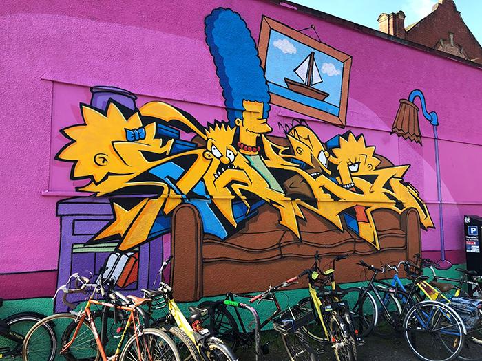 Southville street art